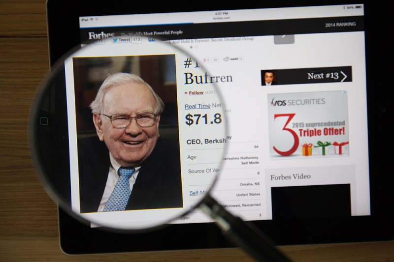 warren buffett advice college grads