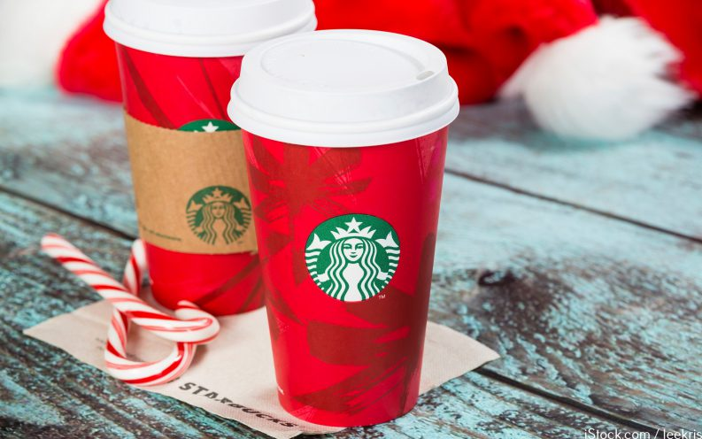 Starbucks seasonal deals