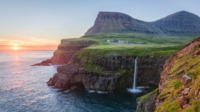 Gasadalur-Faroe-Islands