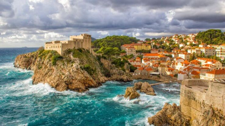 10982, Cities, Croatia, Dubrovnik, Horizontal, Travel, destination