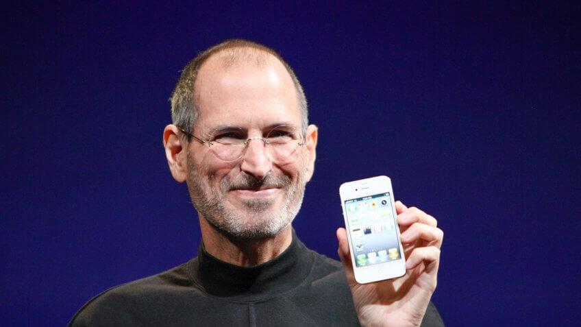 Steve Jobs ex-CEO de Apple