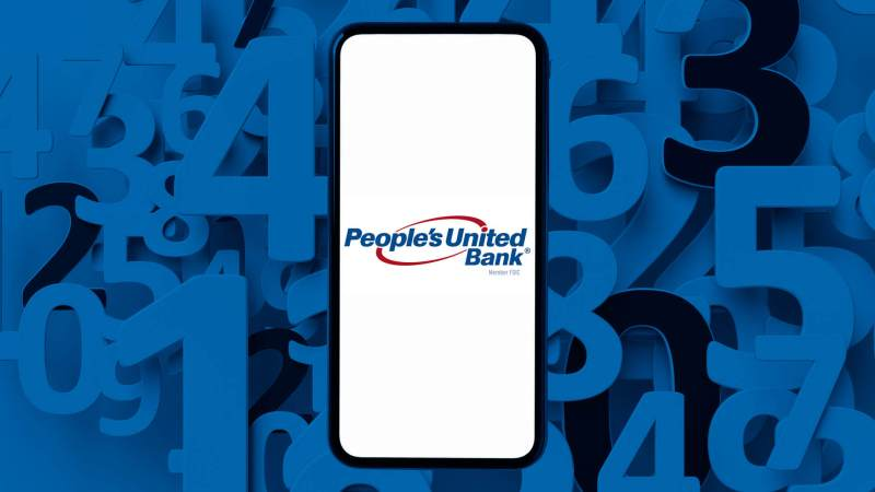 Here's Your People's United Bank Routing Number