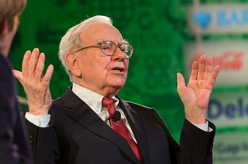 Warren Buffett Called Into CNBC to Surprise Tre Grinner ...