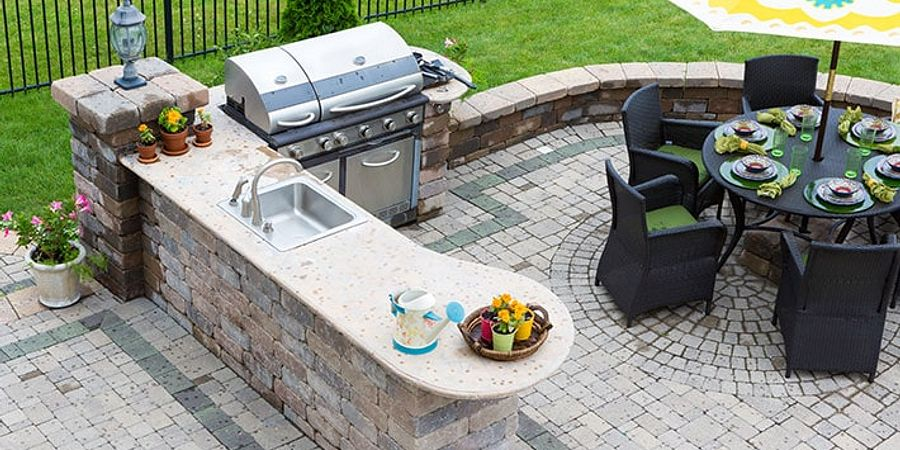 Outdoor Kitchen Designs And Ideas 10 Backyard Kitchen Ideas