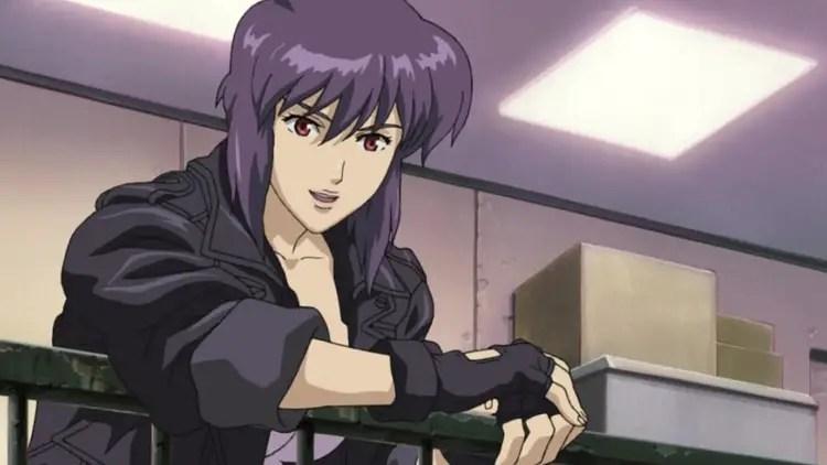 Лучшая аниме девушка эпохи Хэйсэй