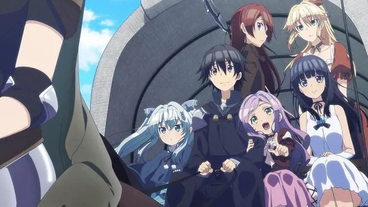 Anime Like Maou-sama, Retry! (Demon Lord, Retry!)