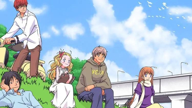 Best Josei Anime