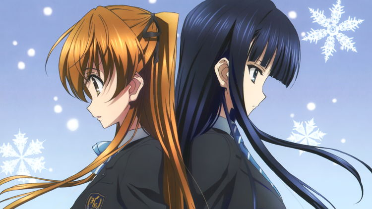 Best Love Triangle Anime