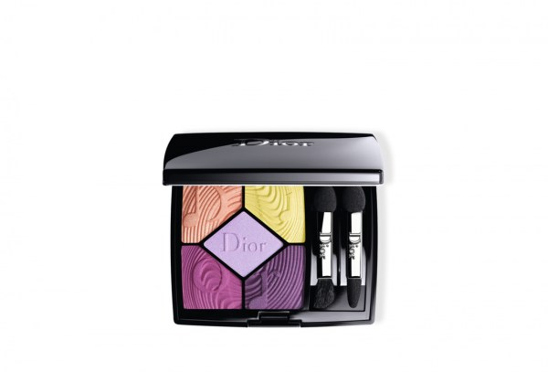 Dior 5 Couleurs Glow Vibes Spring Look 2020 | «Золотое ...