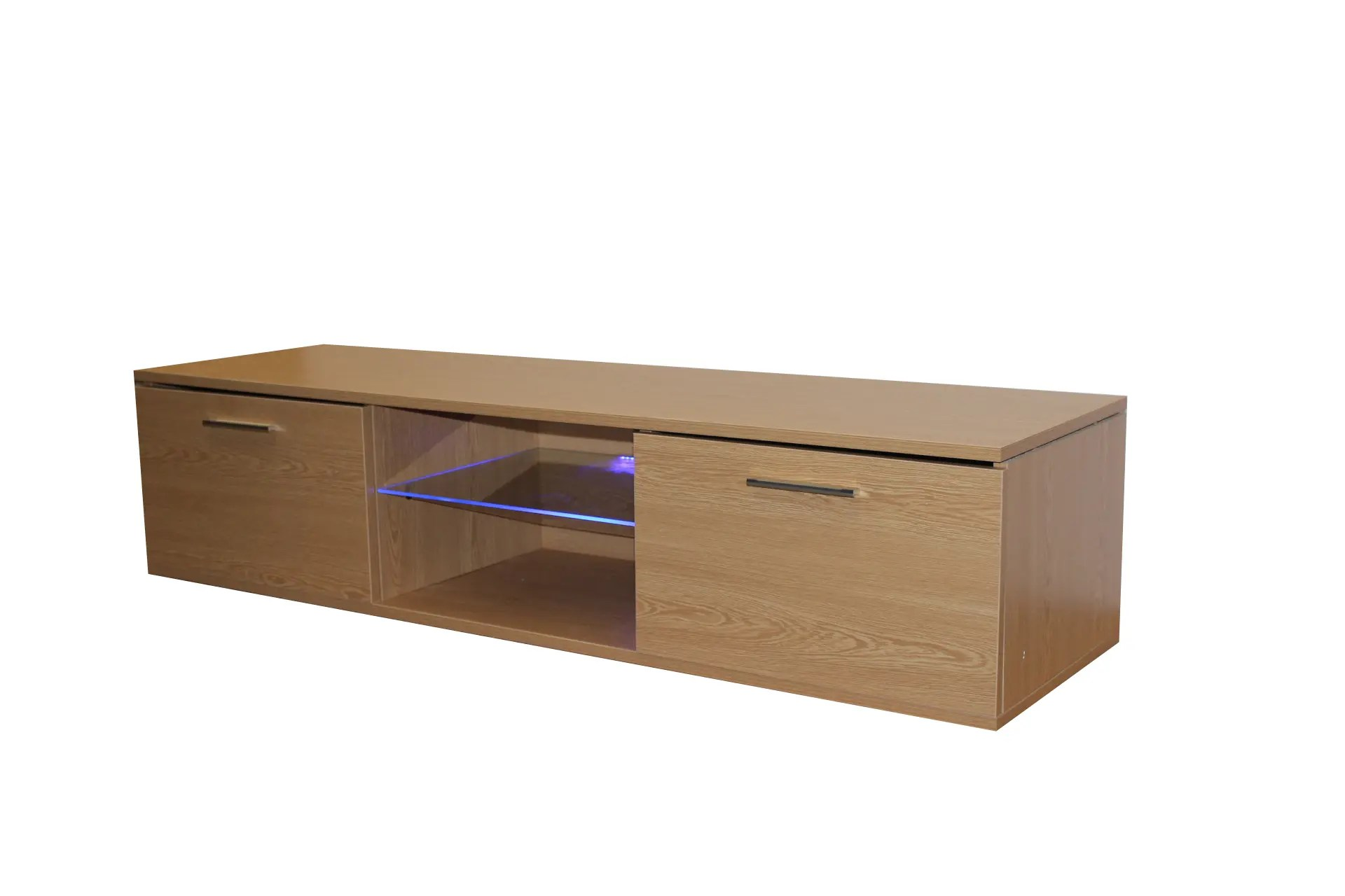 modern simple wooden tv stand with