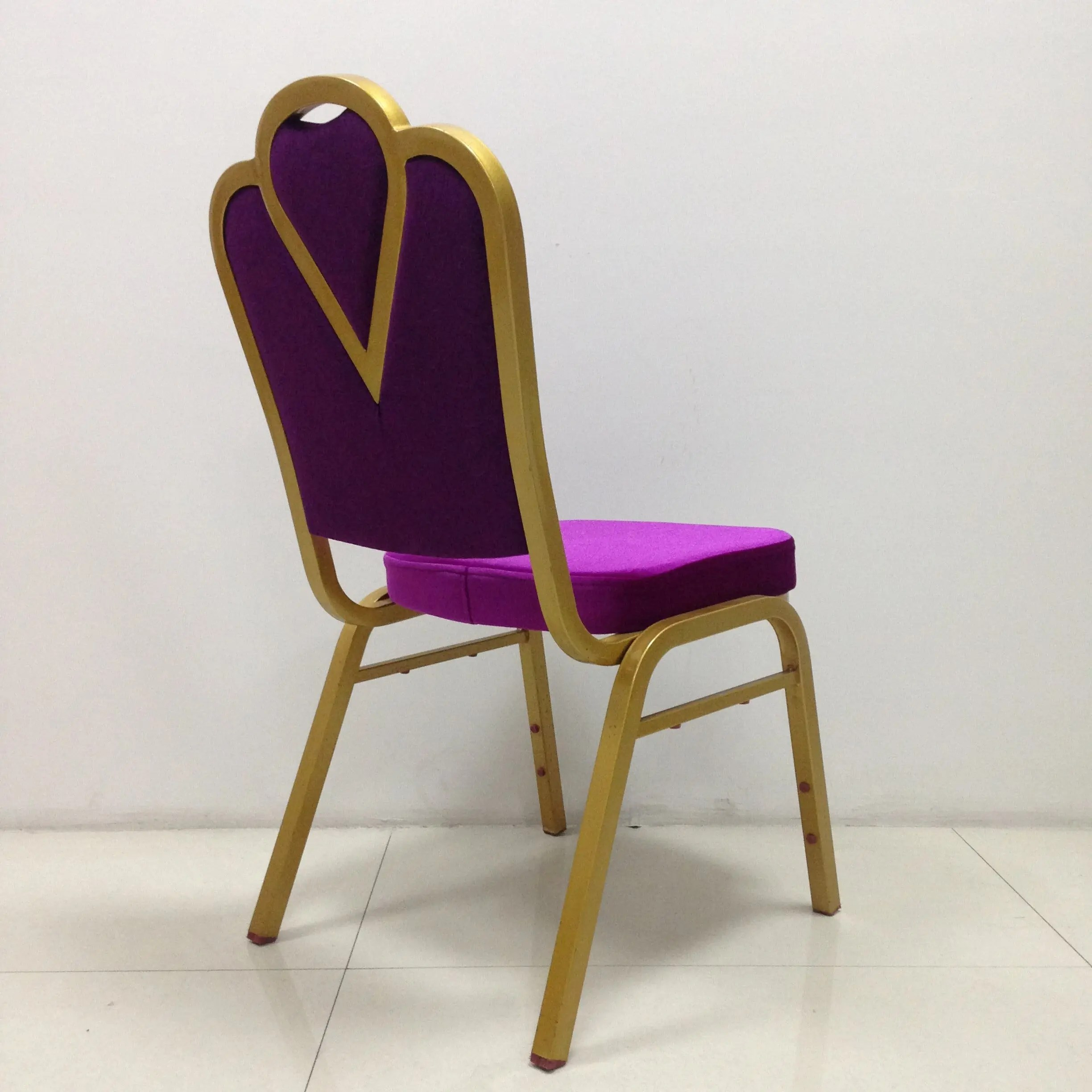 High Quality Wholesale Banquet Chairs Banquet Stacking