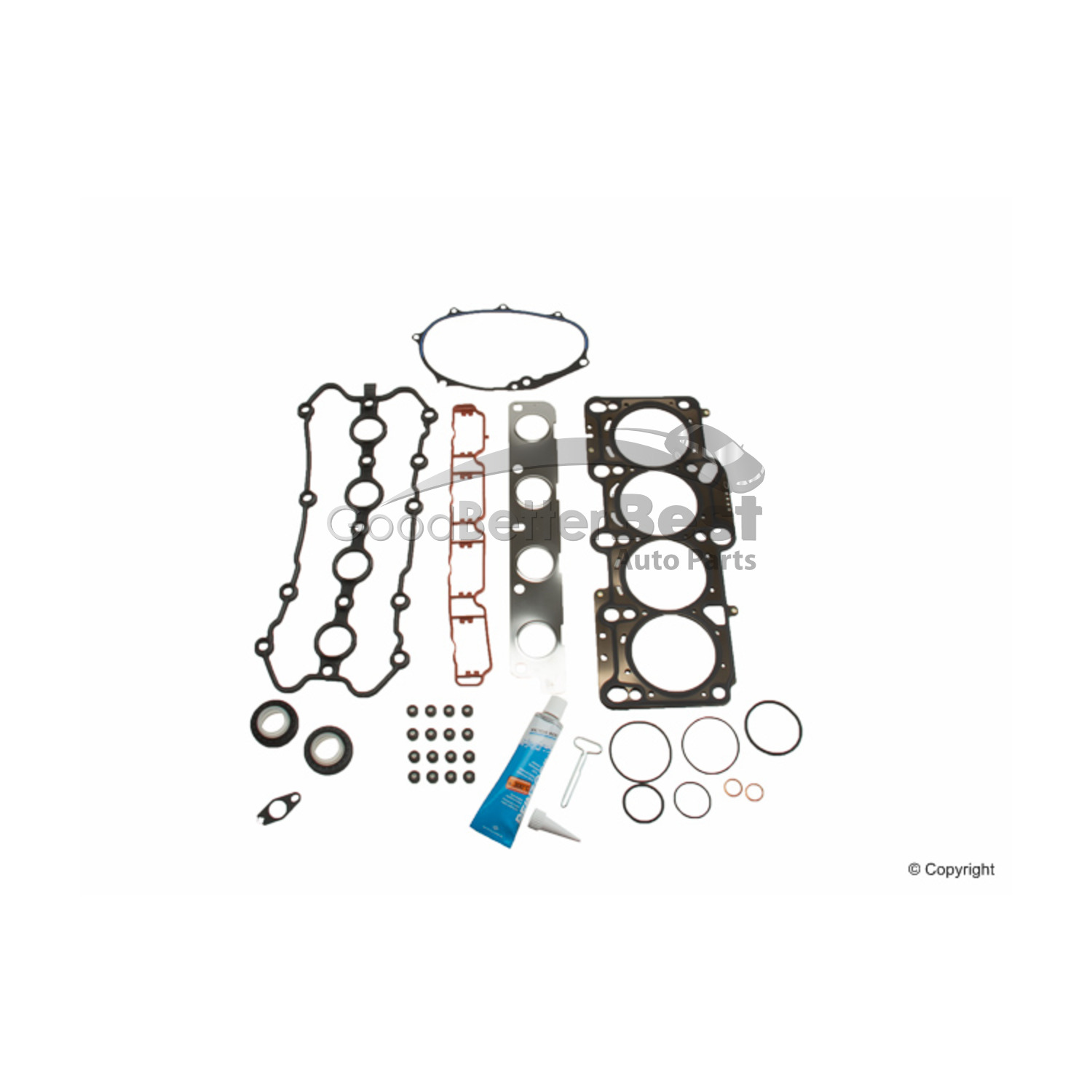 New Victor Reinz Engine Cylinder Head Gasket Set