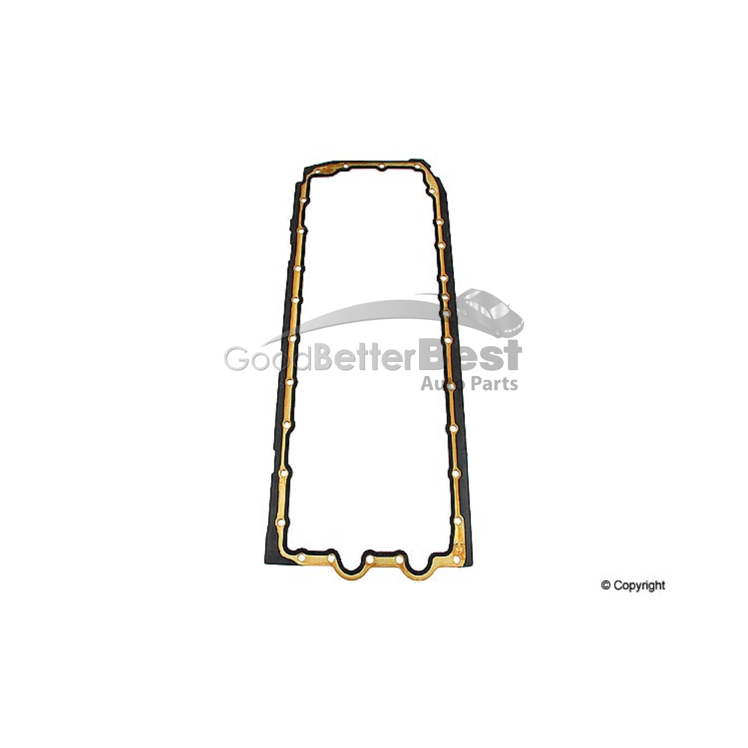 New Victor Reinz Engine Oil Pan Gasket