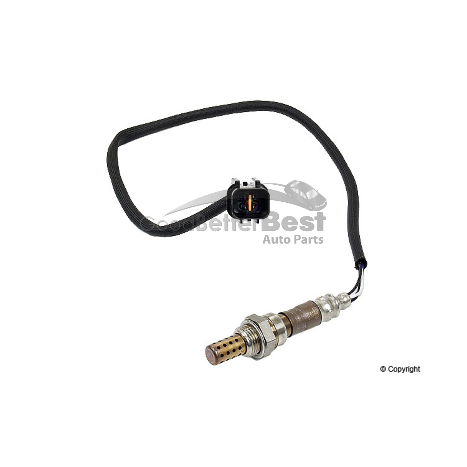 One New Bosch Oxygen Sensor Md For Mitsubishi