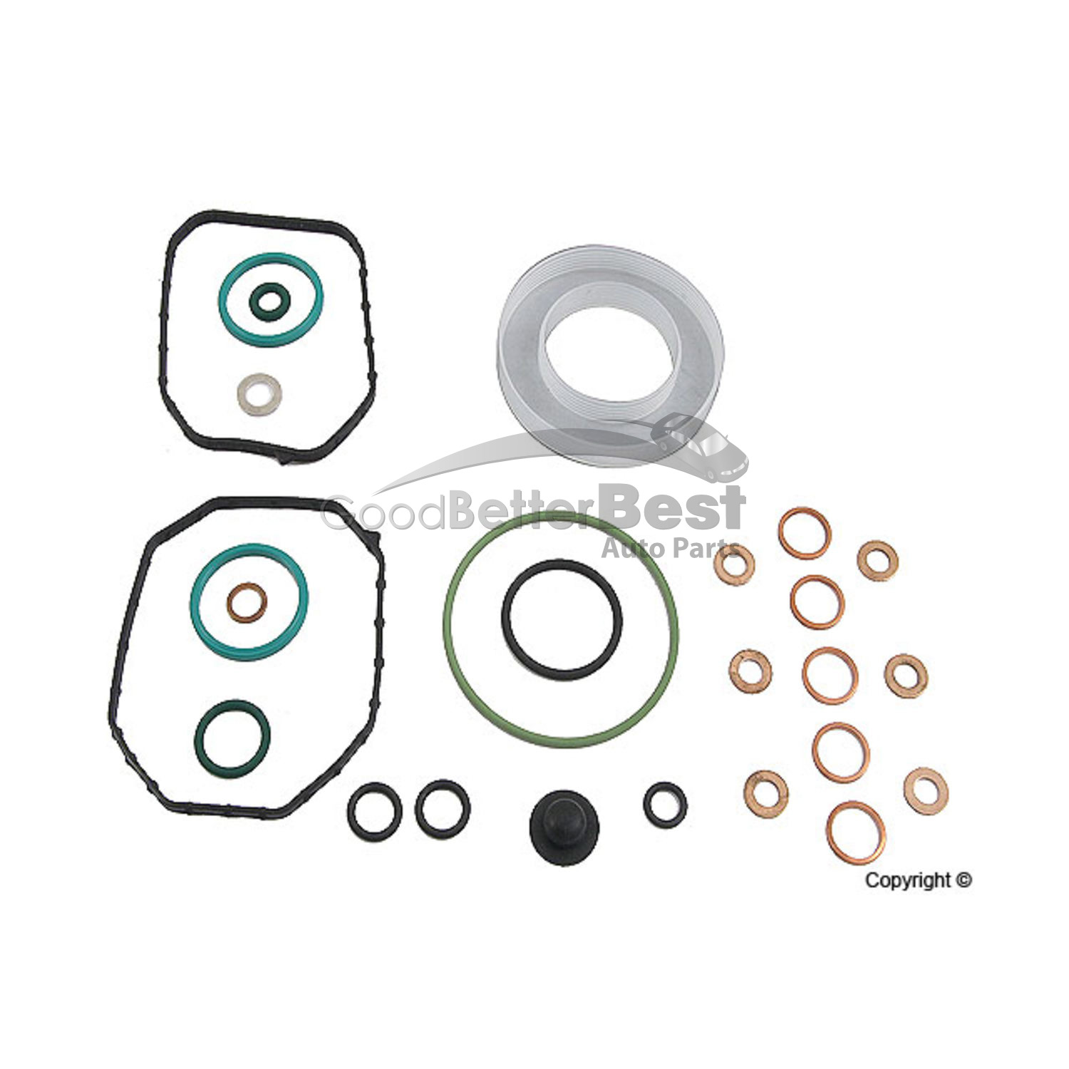 New Bosch Fuel Injection Pump Seal Kit For
