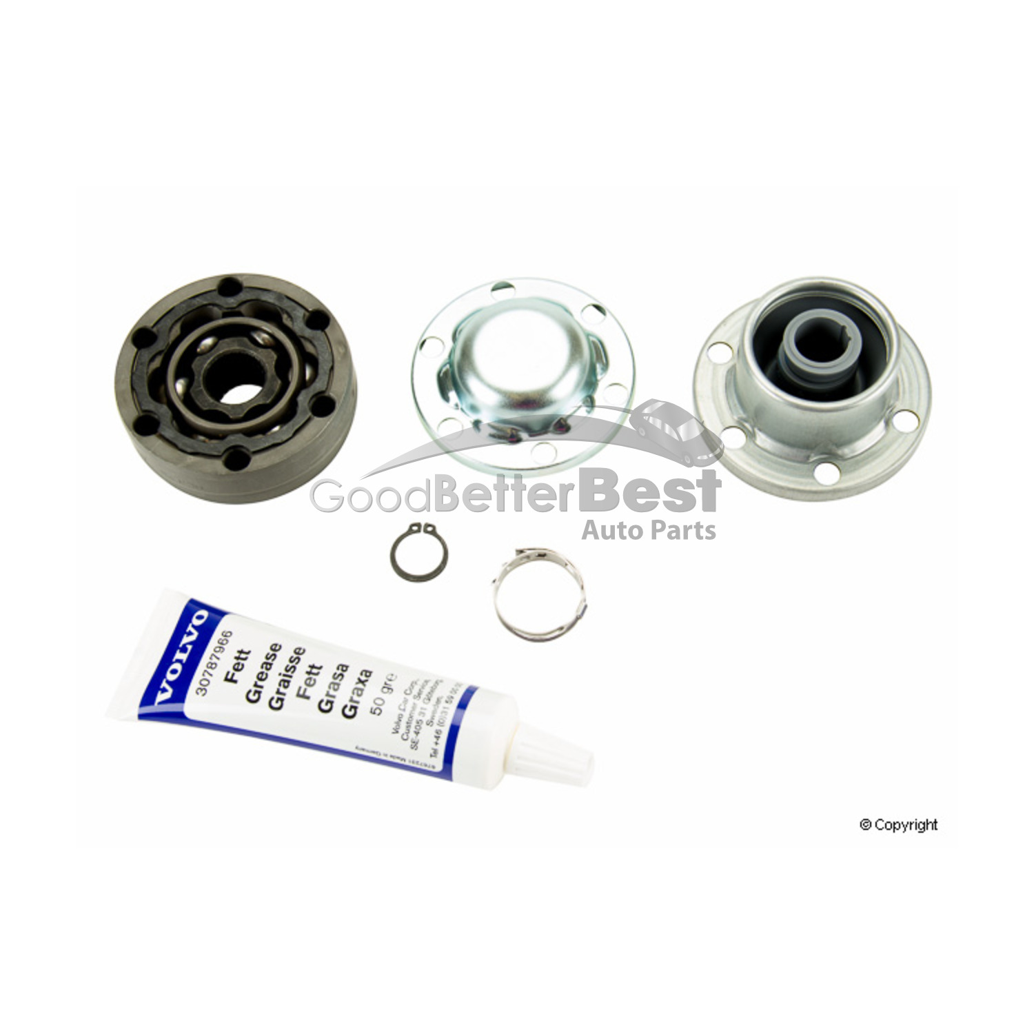 New Genuine Drive Shaft Cv Joint Kit Volvo S40