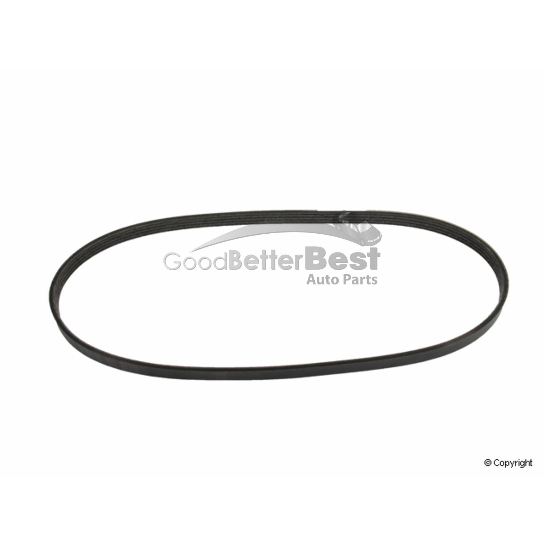 One New Mitsuboshi Serpentine Belt 4pk885 For Kia Mazda