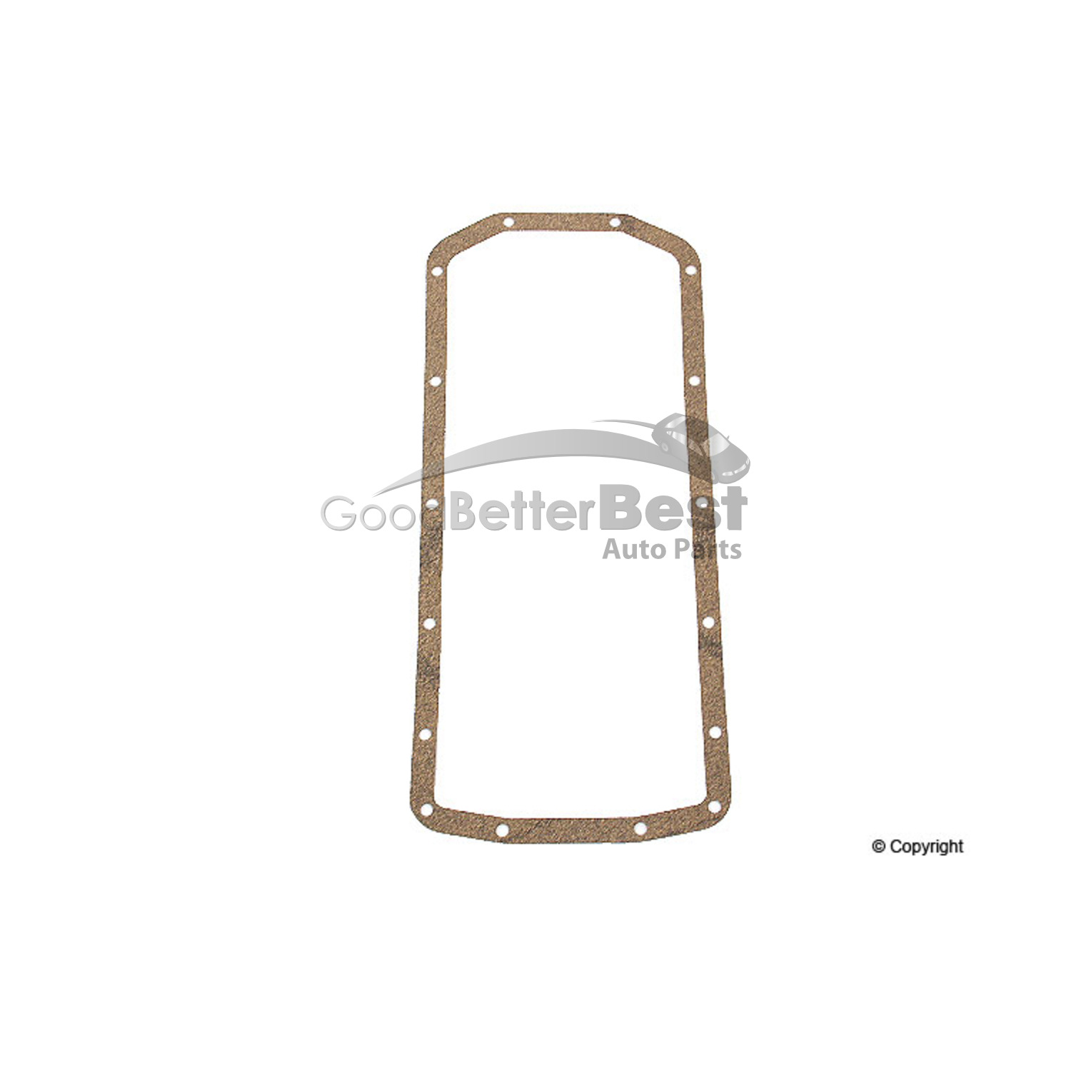 One New Allmakes Engine Oil Pan Gasket For Land