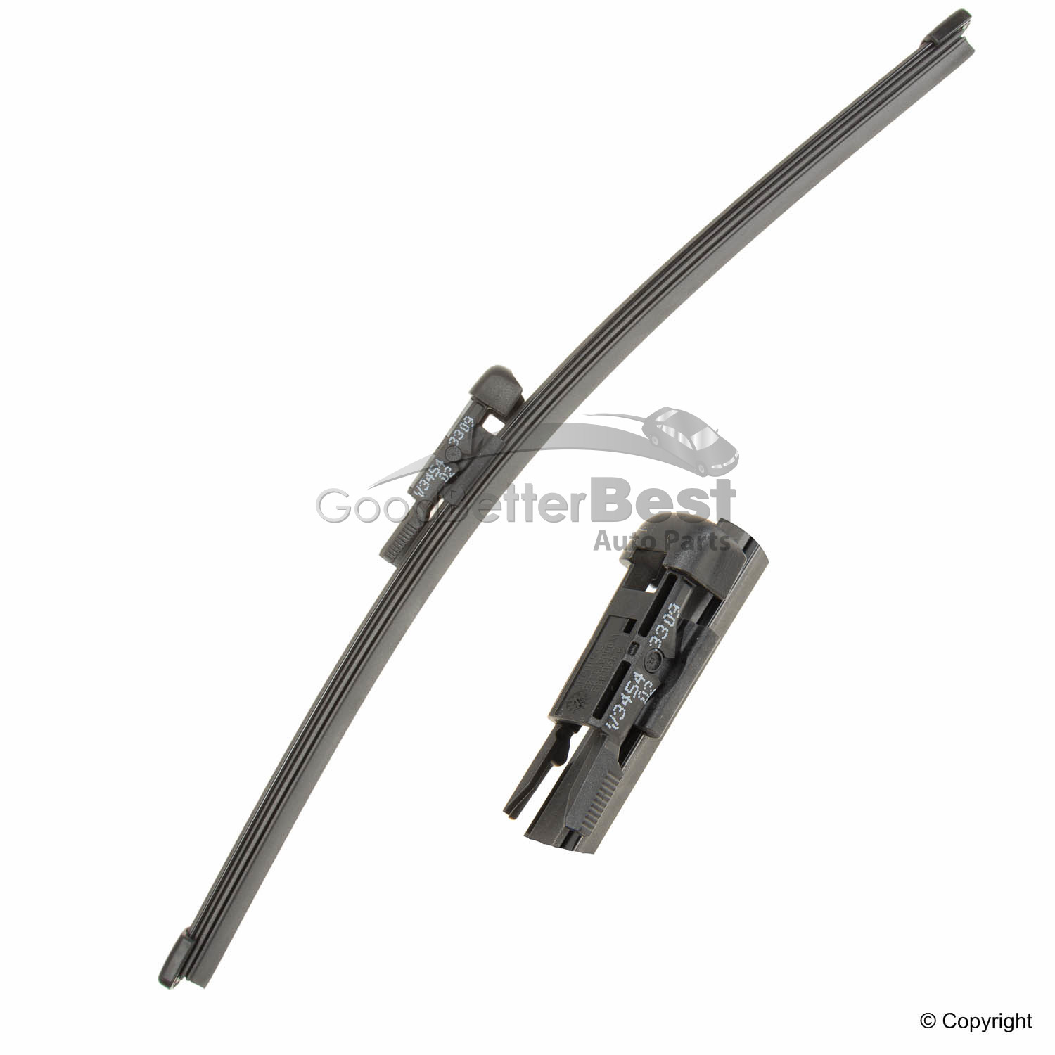 New Genuine Windshield Wiper Blade Rear For