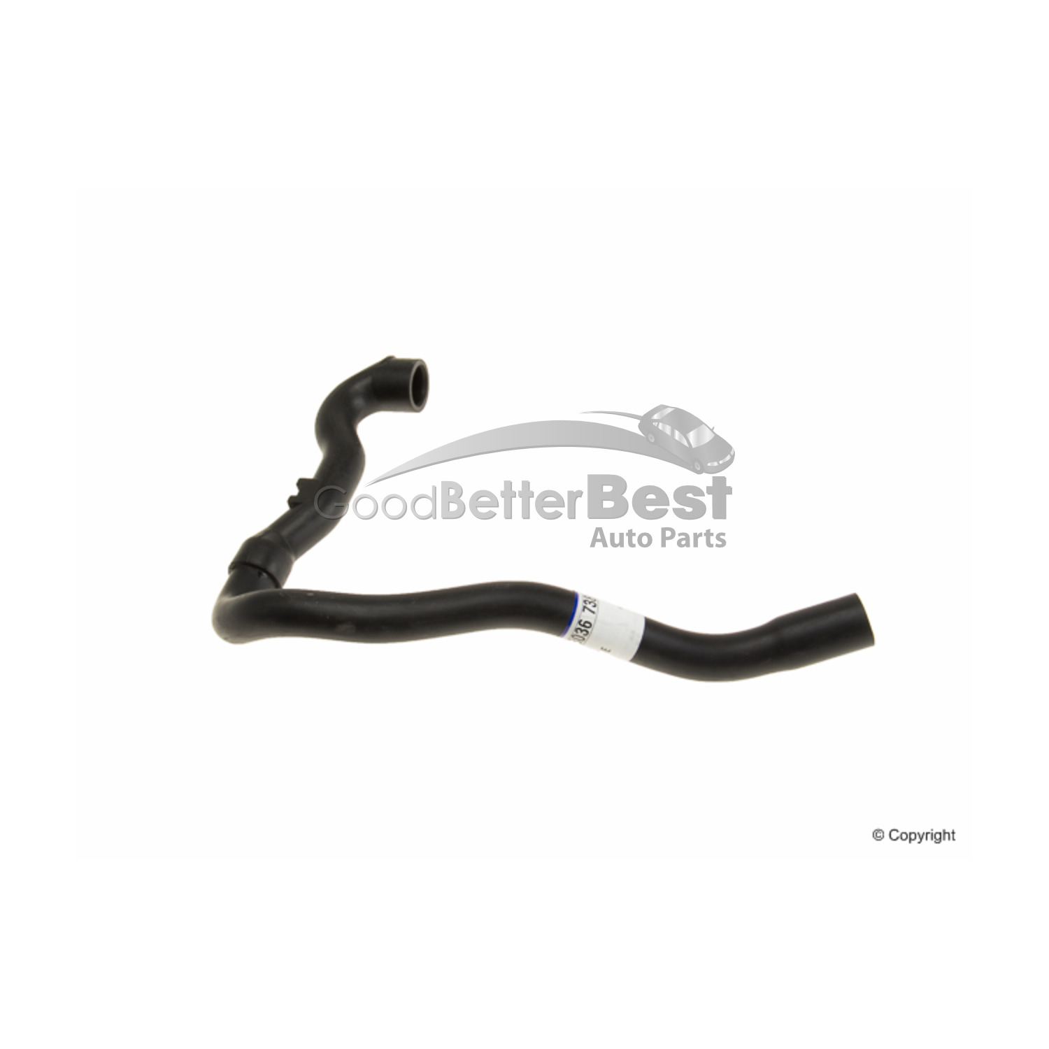 One New Uro Engine Crankcase Breather Hose For