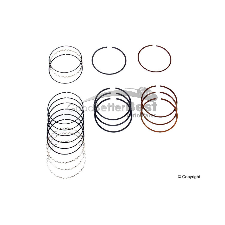 New Npr Engine Piston Ring Set Swi Oe0
