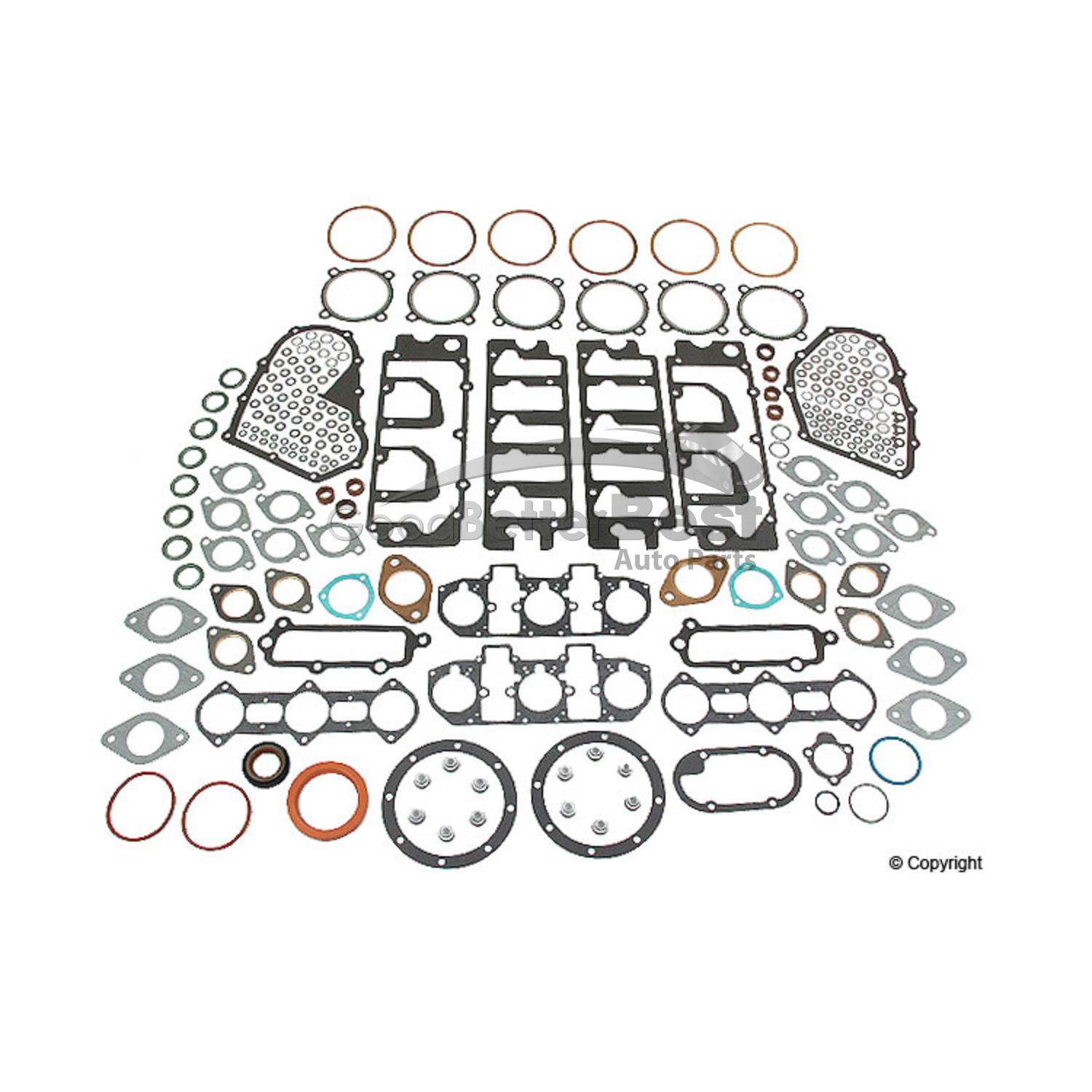New Wrightwood Racing Engine Gasket Set For