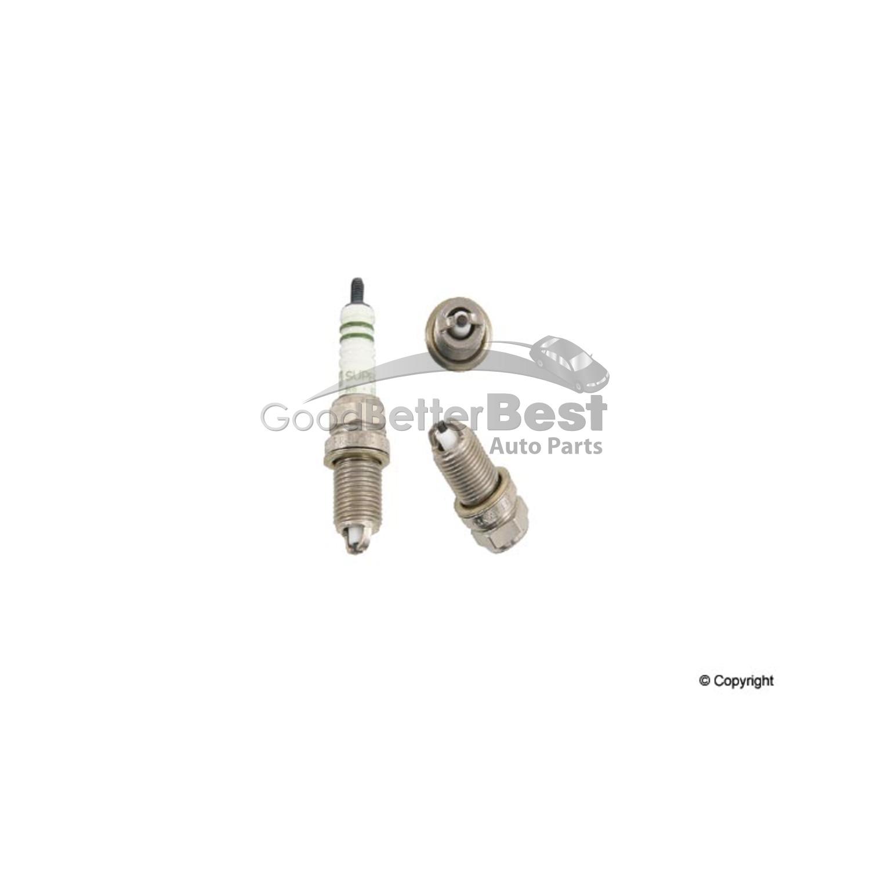 One New Bosch Spark Plug Fr5ldc For Porsche