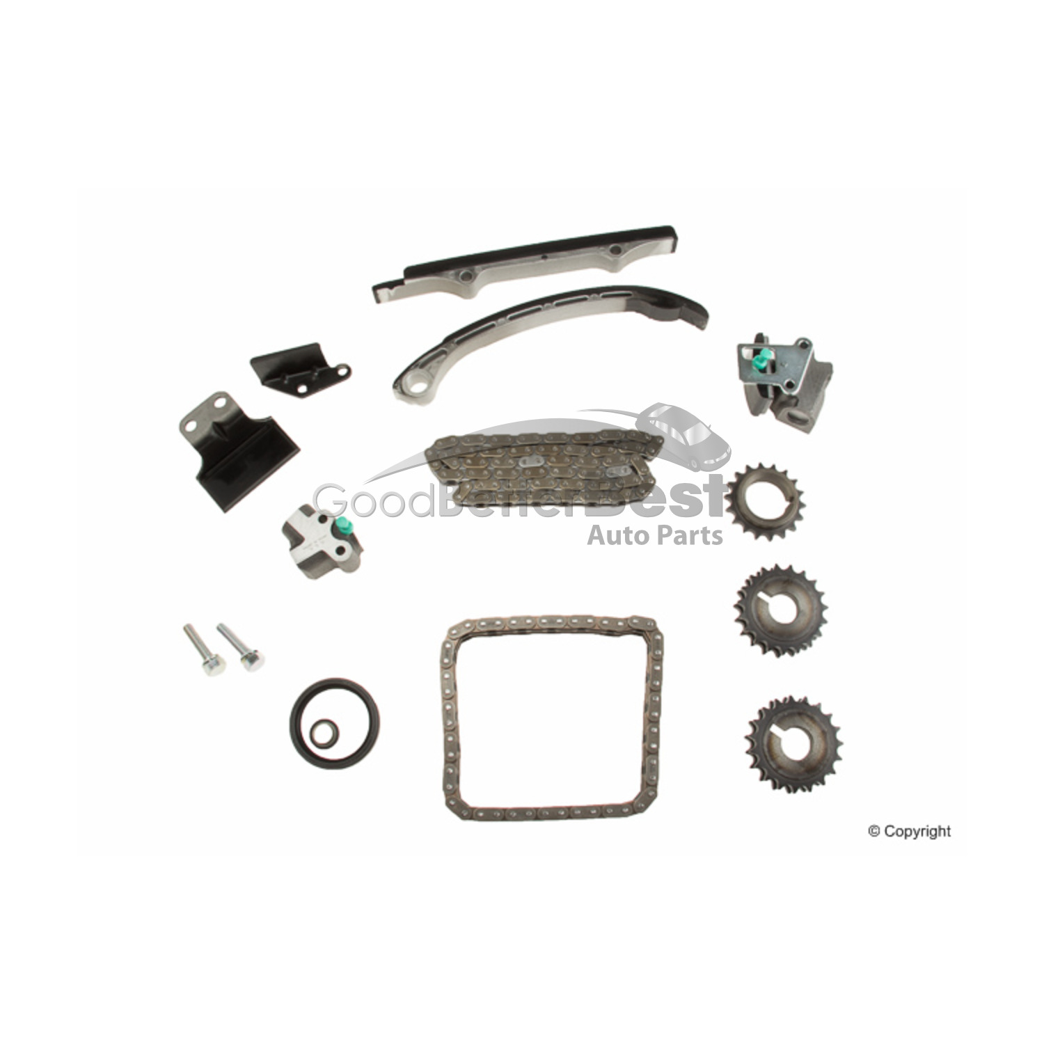 New Osk Engine Timing Set N124x For Nissan 240sx Altima