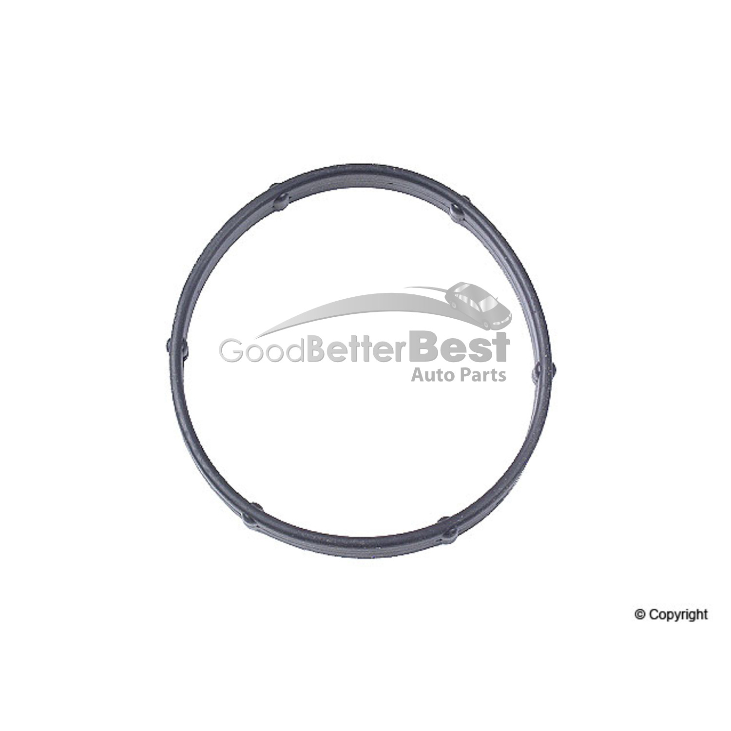 One New Uro Engine Coolant Thermostat Housing Seal