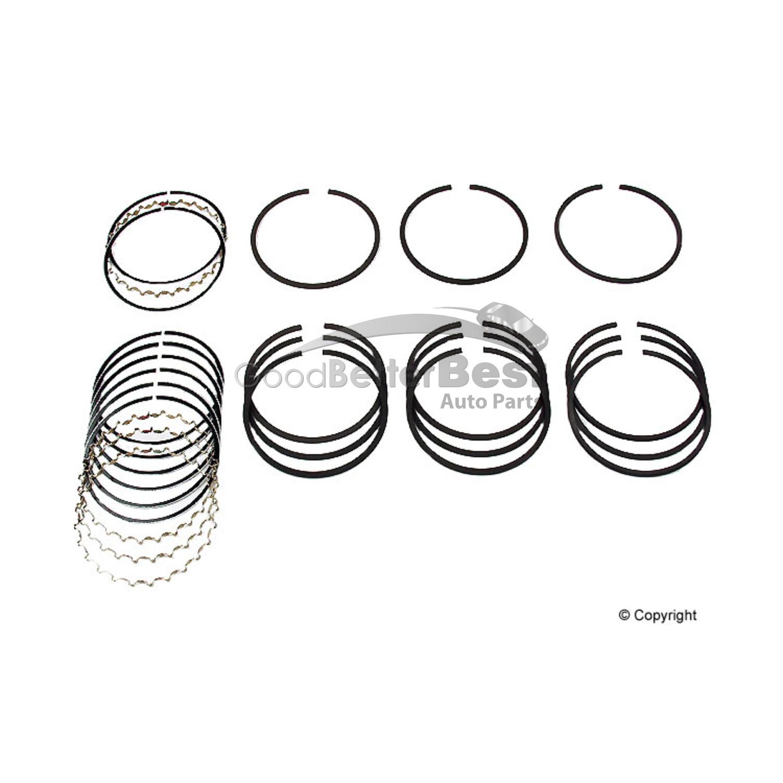 New Grant Engine Piston Ring Set P For Porsche 356 912