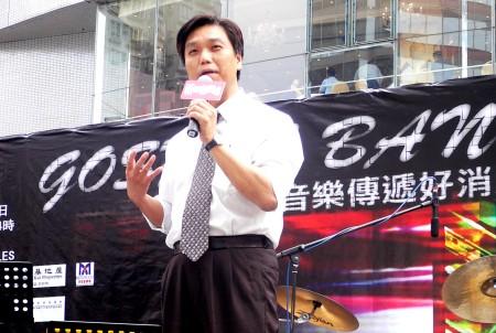 基督日報(香港) - Gospel Band Show 第五炮.嘉賓及樂隊分享苦難中經歷上帝