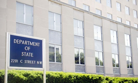 "To date, the State Department has furloughed just a few hundred of its 70,000 employees, but said at a press briefing Wednesday that ""every day that goes by, we get closer to that number being thousands."""