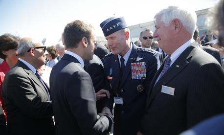 Trump Picks New Top NATO Commander - Defense - GovExec.com