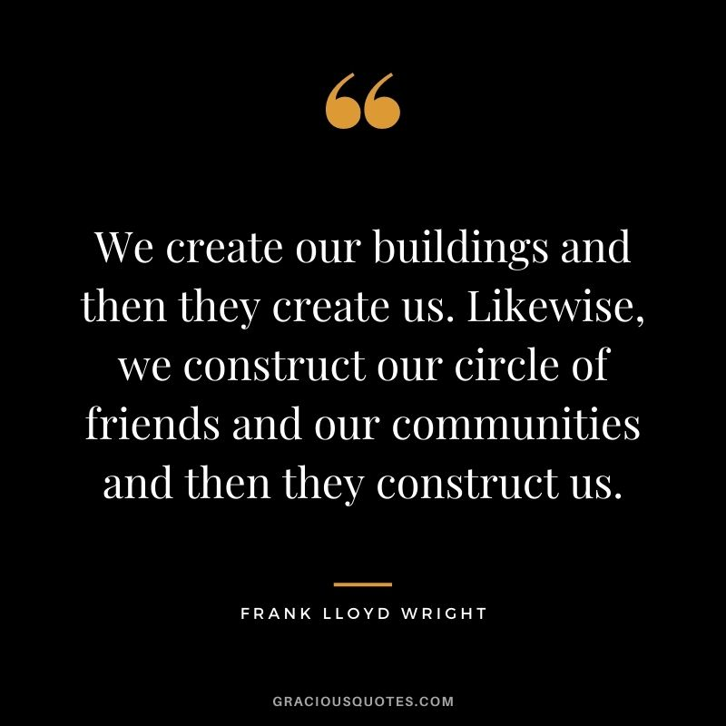 Top 36 Best Frank Lloyd Wright Quotes Nature