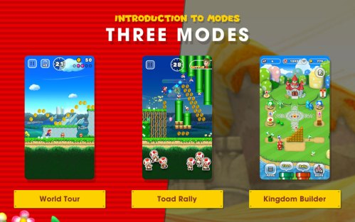 Super Mario Run Official Apk Original Version Download