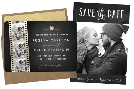 Save The Date Cards Shine Wedding Invitations Luxury For Modern Weddings