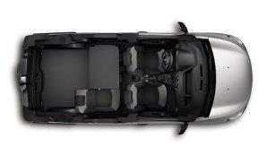 Dokker, interior - autovehicul recreațional