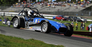 John Walker Wins in Shortened F Production SCCA Runoffs Contest