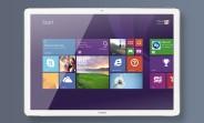 The Huawei MateBook