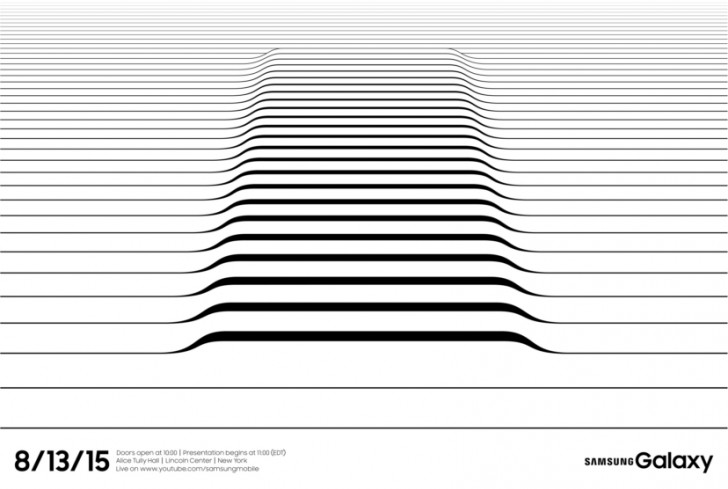 Samsung S6 Edge Plus and Note 5 likely to be announced at the Unpacked event on August 13