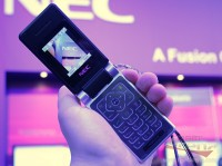 NEC N500iS - News 16 02 Mwc 2006 review