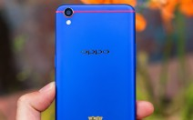 The Oppo F1 Plus Barcelona edition sports an awesome paintjob