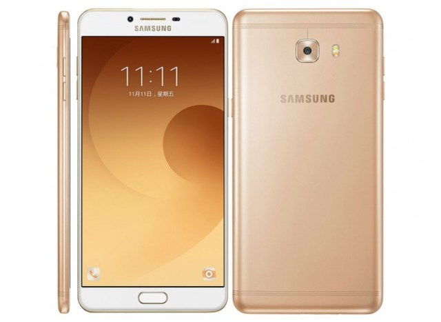 Samsung Galaxy C9 Pro has 16 MP rear camera has f/1.9 aperture, phase detection autofocus.