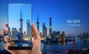 Xiaomi announces Mi MIX with borderless display