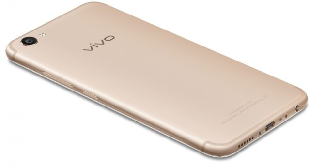 Vivo V5 Plus With Dual Front Camera Is Up For Sale From Today