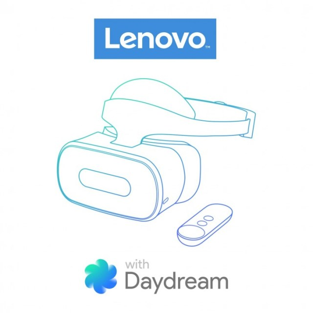 gsmarena 003 Google joins hands with Lenovo and HTC for a standalone Daydream VR headset