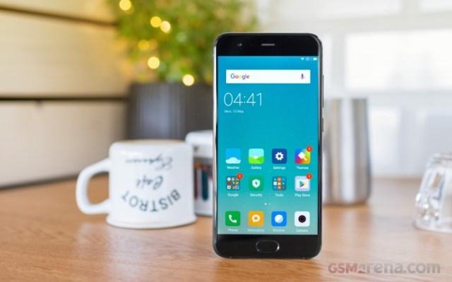 gsmarena 001 Just in: Xiaomi Mi 6