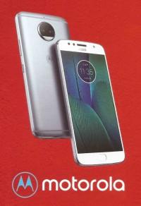 Moto G5S Plus promotional image