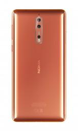 Nokia 8: Polished Copper