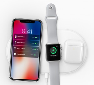 AirPower can charge multiple devices simultaneously